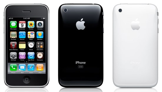 Apple iPhone 3GS d6f7630707